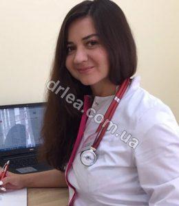 Врач эндокринолог в Харькове - Брынза Мария Сергеевна