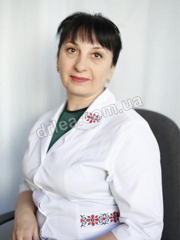 Врач Гинеколог в Харькове - Алексеенко Валентина Николаевна