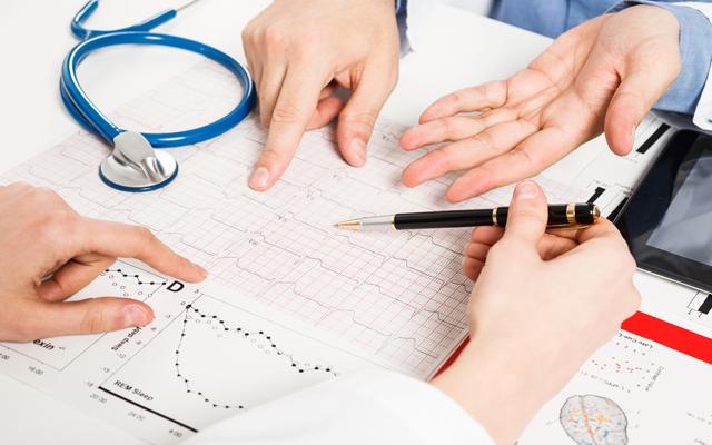 Электрокардиограмма (ЭКГ) сердца на дому