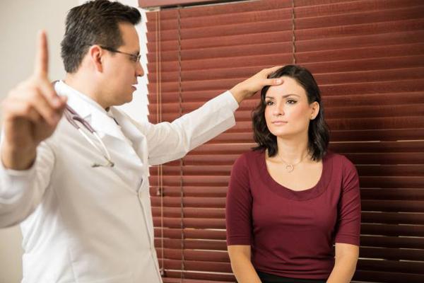 невропатолог консультация врача