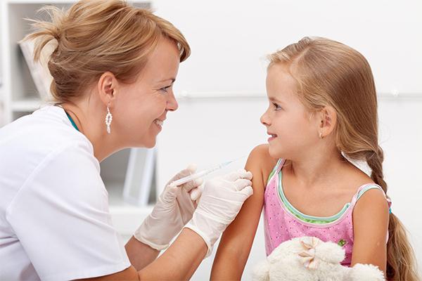 вакцинация детей против гриппа в Харькове