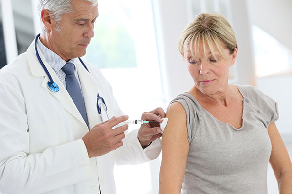 вакцинация взрослых против гриппа в Харькове